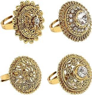 d6929aa55cc181 Women's Rings priced Under ₹250: Buy Women's Rings priced Under ...