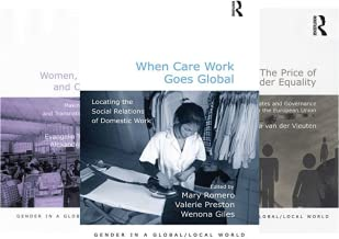 Gender in a Global/Local World (37 Book Series)