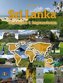 Sri Lanka Highlights & Impressionen: Original Wimmelfotoheft mit Wimmelfoto-Suchspiel (4K Ultra HD Edition) (German Edition)