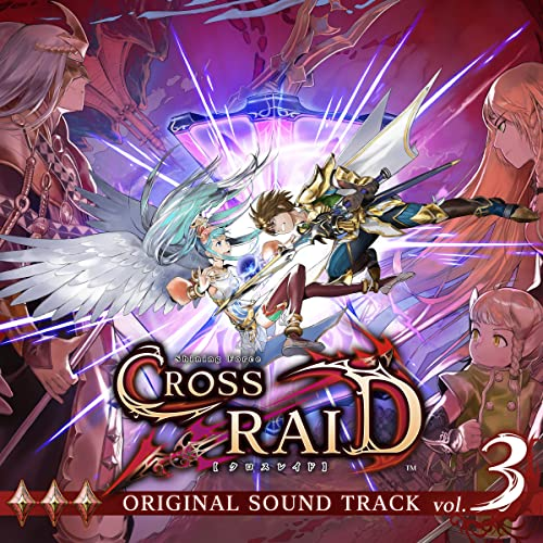 Shining Force CROSSRAID ORIGINAL SOUNDTRACK vol.3