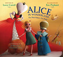 Alice in Wonderland: The Mad Hatter's Tea Party (A Modern Retelling)
