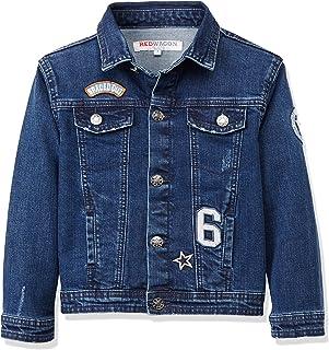 303e54ba3cc4c Amazon.fr   Veste en jean - Garçon   Vêtements