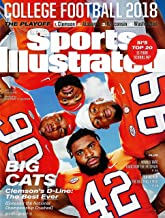Sports Illustrated Magazine (August 13, 2018) College Football 2018 Big Cats Clemson's D Line
