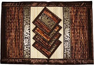 Best set of 8 placemats and coasters Reviews