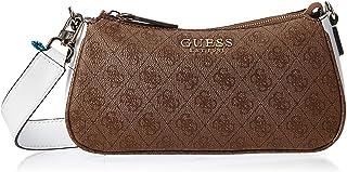 Guess Womens Handbag, White Multi - SK669120
