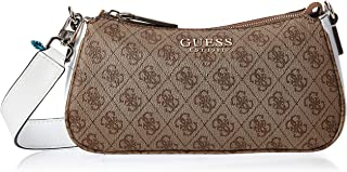 Guess Womens Handbag, White Multi - SK669120