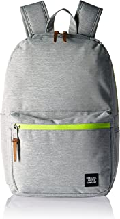 Supply Co. Harrison - Mochila, color gris claro y lima