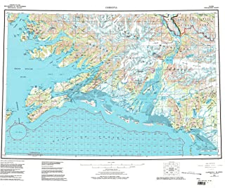 cordova lake map