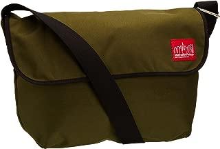 Manhattan Portage Vintage Messenger Bag (Olive)