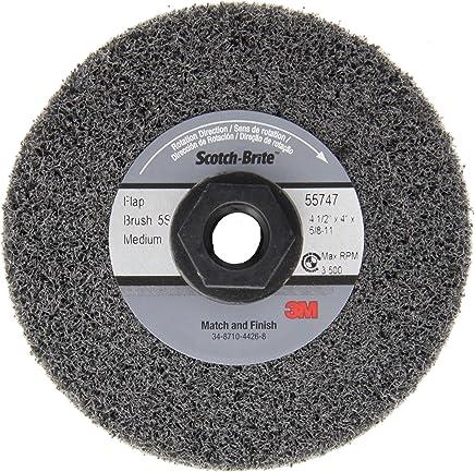Anncus 20pcs Sanding Flap Wheels Polish pad Disc 80 Grit Dremel Accessories Set Dia 32mm and 20mm 1//8Shank Rotary Tools