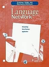 Language Network: Grammar, Usage, and Mechanics Workbook Grade 9