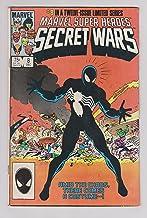 Marvel Super Heroes Secret Wars #8 Intro Venom Costume 1984 Marvel Comics