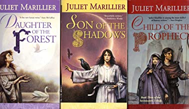 The Sevenwaters Trilogy Book 1, Daughter of The Forest, Book 2 Son of Shadows, Book 3, Child of The Prophecy (The Sevenwat...