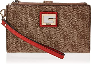 Guess Valy women wallet Double Zip Organizer