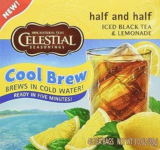 Celestial Seasonings Tea Cool Brew Half & Half