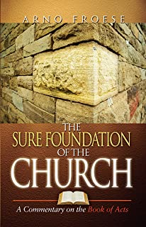 sure foundation church