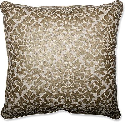 Pillow Perfect Forget Me Knots Aqua 24.5-Inch Floor Pillow Inc 590103