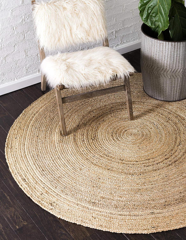 Unique Loom Braided Jute Rug! .36 (REG: .00) at Amazon!