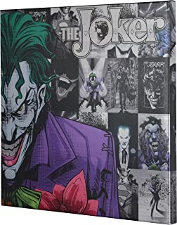 Joker Suicide Squad DC Superheroes Movie Canvas Poster Art Prints 8x12 24x36inch