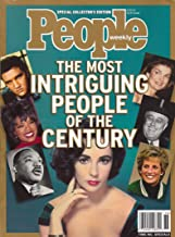 Elizabeth Taylor, Jackie Kennedy Onasis, Winston Churchill, Martin Luther King Jr., Elvis Presley - People's The Most Intriguing People of the Century (1999 Hardcover)