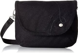 Women's Bliss RFID Blocking Crossbody Travel Saddle Bag