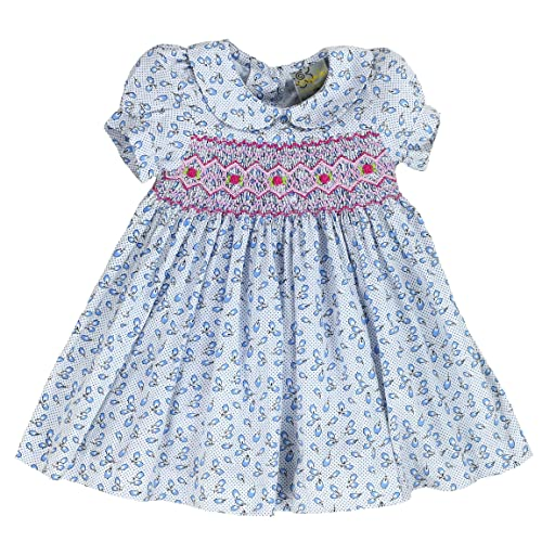 Baby Smocked Dress: Amazon com