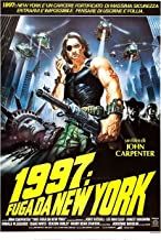 Escape From New York (1981) Movie Poster 24x36