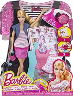 Best barbie iron on transfer Reviews