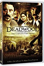 DEADWOOD:S1 (Viva/Rpkg/DVD)