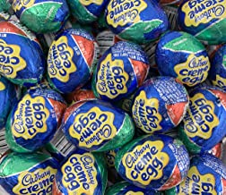 Sunny Island Cadbury Creme Eggs, Milk Chocolate Candy (Pack of 42 Count) [FREE COOL-PACK]