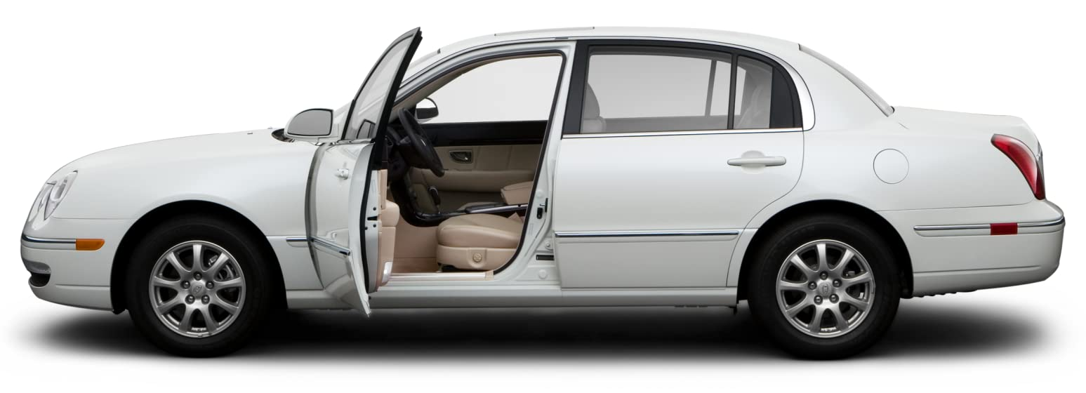 2008 Kia Amanti Reviews Images And Specs Vehicles 2005 Manual Troubleshooting Product Image