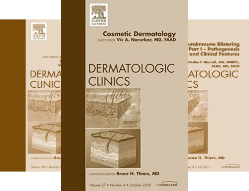 The Clinics: Dermatology (34 Book Series)