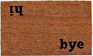 Home & More 100501729 Hi Bye Doormat