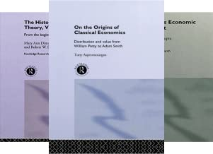 Routledge Studies in the History of Economics (50 Book Series)