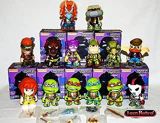 TMNT Ninja Turtles Full Set of 14 Figures Shell Shock Series 2 - Kidrobot