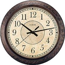 LaCrosse 404-2635 Reloj de Pared analógico, 35.56 cm, caf