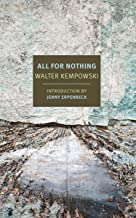 All for Nothing (New York Review Books Classics)