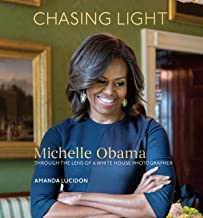 Chasing Light: Michelle Obama Through the Lens of a White House Photographer
