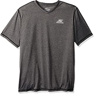 Skechers Men's Go Train Frequency Workout Short Sleeve T-Shirt
