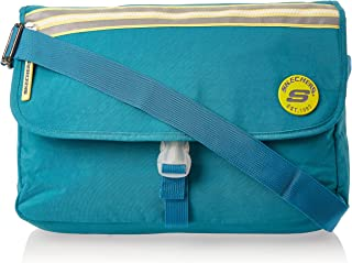 Skechers Bag For Unisex,TURQUOISE - Crossbody Bags