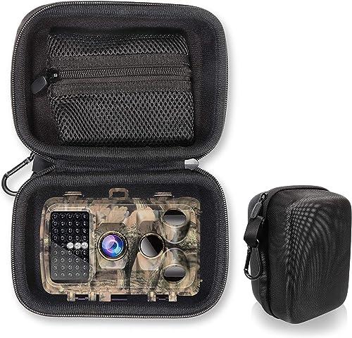 new arrival getgear Trail Game Camera online sale Case for Campark T70, T45, T40, T30, T20, WiFi, WiFi Bluetooth, Also Good for Bushnell Trophy, discount GardeoPro A3, A3S, E2s, E5, E6; Vikeri; Viture, WOSODA, Meidase SL122 sale