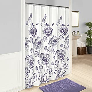 MARBLE HILL Shower Curtains for Bathroom - Jasmeen 72