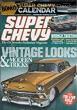 Super Chevy Magazine January 2019 Free 2019 Calendar Included