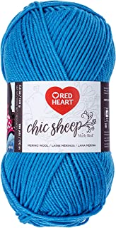 RED HEART Chic Sheep Yarn by Marly Bird, Suite (R170.5681)
