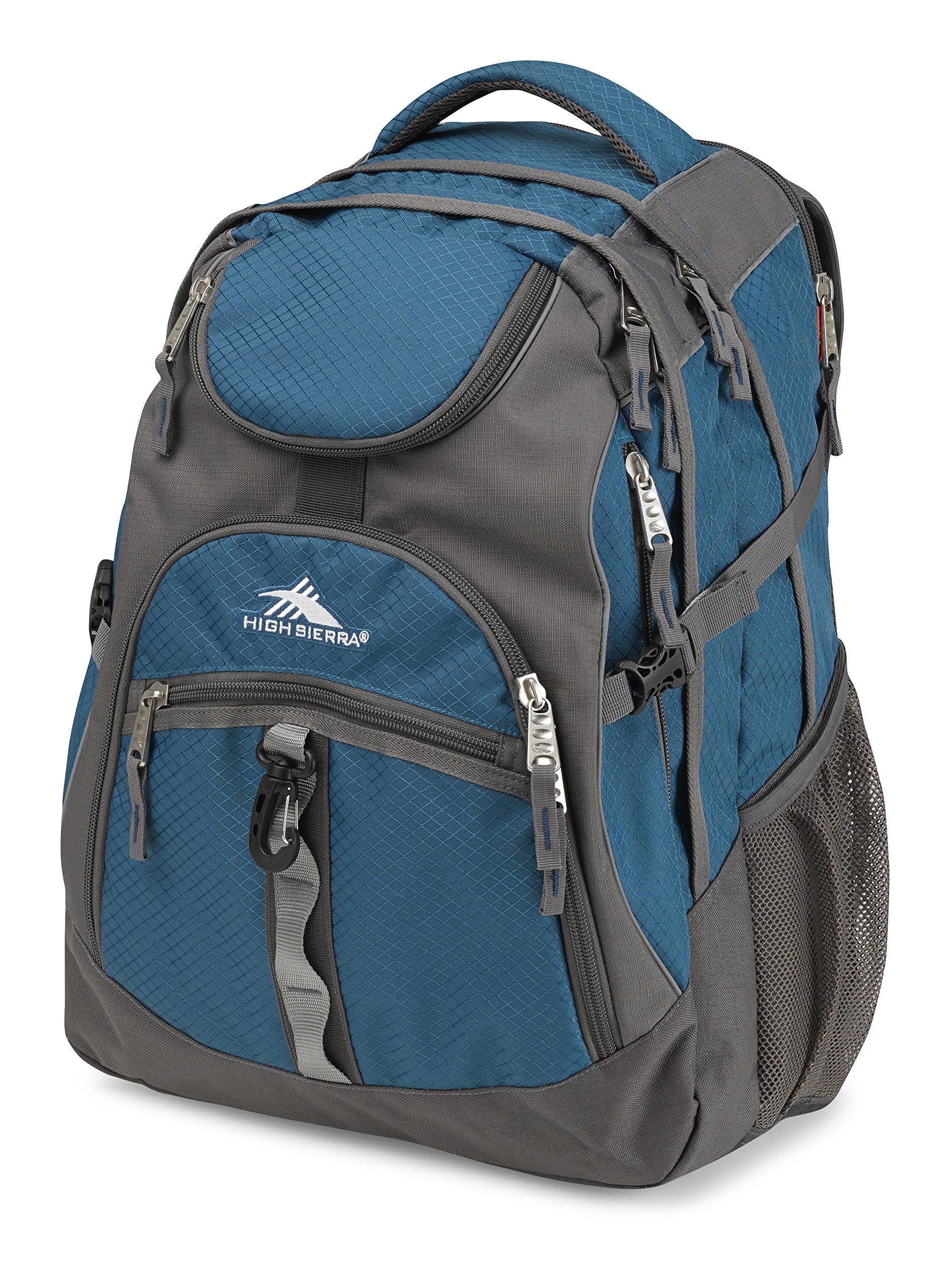 High Sierra Access Laptop Backpack