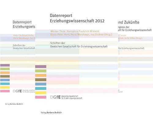 Schriften der Deutschen Gesellschaft für Erziehungswissenschaft (DGfE) (Reihe in 6 Bänden)