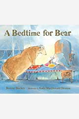 A Bedtime for Bear (Bear and Mouse) Kindle Edition