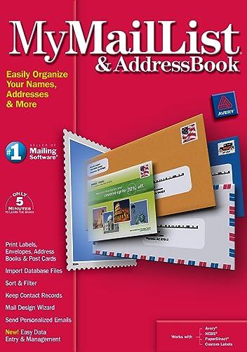MyMailList & AddressBook 8 [Down...