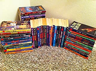 Collection of 61 R.l. Stine/Fear Street books (Fear Street)