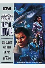 Star Trek: Debt of Honor Facsimile Edition Kindle Edition